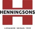 Henningsons Elektriska logotyp
