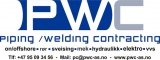 piping welding contracting - flekkefjord as logotyp