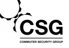 CSG Commuter Security Group logotyp