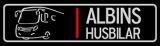 Albins Husbilar logotyp