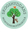 Skogshyddans Montessoriförskola logotyp