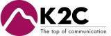 K2C logotyp