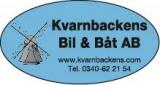 Kvarnbackens Bil & Båt AB logotyp