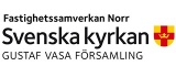 Gustav Vasas Församling Fastighetssamverkan Norr logotyp