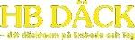 HB Däck logotyp