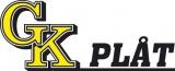 GK Plåt logotyp