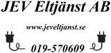 JEV Eltjänst AB logotyp