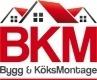 BKM Bygg & Inrednings Montage AB logotyp