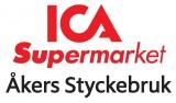 ICA Supermarket Åkers Styckebruk logotyp