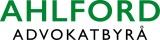 Ahlford advokatbyrå logotyp