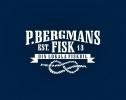 P.Bergmansfisk logotyp
