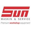 SUN Maskin & Service AB logotyp