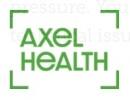 Axel Health Oy/Ab logotyp