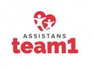 Assistansteam1 & Medarbetare Norr AB logotyp