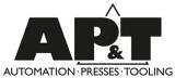 AP&T AB logotyp