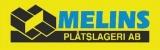 Melins Plåtslageri logotyp