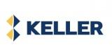 Keller Grundläggning AB logotyp