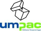 Umpac AB logotyp