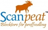 Scanpeat AB logotyp