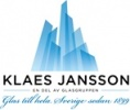 AB Klaes Jansson logotyp