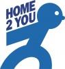 Home 2 you AB logotyp
