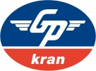 GP-Last Kranbilar AB logotyp