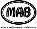 Mark & Anläggning i Linköping AB logotyp