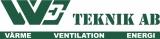 VVE-Teknik i Uppsala AB logotyp