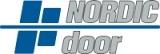NORDIC door AB logotyp