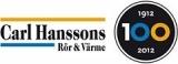 Carl Hanssons Rör & Värme logotyp