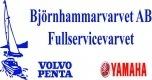 Björnhammarvarvet AB logotyp