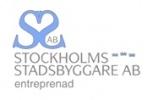 Stockholms stadsbyggare entreprenad AB logotyp