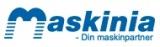 Maskinia AB logotyp