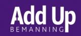Add-Up Bemanning AB logotyp