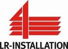 LR-INSTALLATION AB logotyp