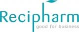 Recipharm logotyp