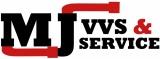 Mj VVS & Service AB logotyp