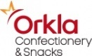 Orkla Confectionery and Snacks logotyp