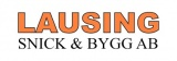 Lausing Snick & Bygg AB logotyp
