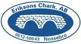 Eriksons Chark AB logotyp