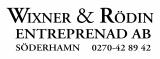Wixner & Rödin Entreprenad AB logotyp