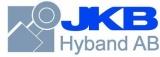 JKB Hyband AB logotyp