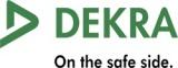 Dekra Automotive AB logotyp