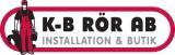 K-B Rör AB logotyp