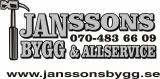 Janssons Bygg & Allservice AB logotyp