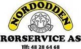 NORDODDEN RØRSERVICE AS logotyp