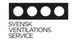 Svensk Ventilationsservice AB logotyp