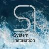 Systeminstallation logotyp