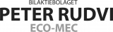 Bilaktiebolaget Peter Rudvi - EcoMec logotyp