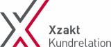 Xzakt Kundrelation logotyp